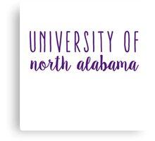 University of North Alabama Canvas Print