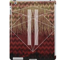 Abstract Reeds in Colour iPad Case/Skin
