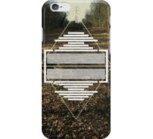 A picture of a pylon is boring  iPhone Case/Skin