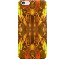 Rusty Alien iPhone Case/Skin