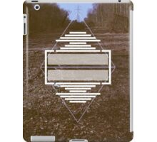 A picture of a pylon is boring 2 iPad Case/Skin