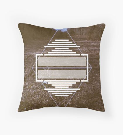 A picture of a pylon is boring 2 Throw Pillow