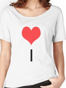Love Italy Women's Relaxed Fit T-Shirt