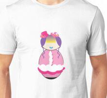 harajuku kokeshi doll Japanese Unisex T-Shirt