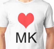 Love Macedonia Unisex T-Shirt