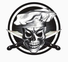 Chef Skull Black 3 by sdesiata