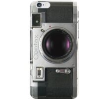 Vintage Contax Camera iPhone Case/Skin