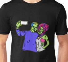 Zombie Selfie Unisex T-Shirt