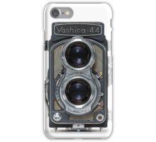 Vintage Yashica Camera iPhone Case/Skin