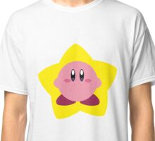 Kirby and star Classic T-Shirt