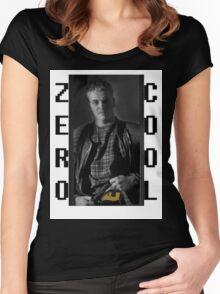 Zero Cool, Hackers 1995 Women's Fitted Scoop T-Shirt