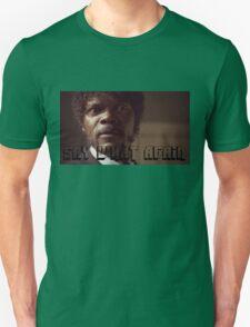 Pulp Fiction Say What Again Jules Unisex T-Shirt