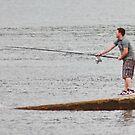 The Angler by AnnDixon
