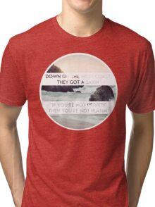 West Coast Tri-blend T-Shirt