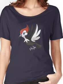 Pikipek - Pokémon Sun and Moon Women's Relaxed Fit T-Shirt