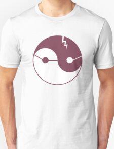 Ying Yang Potter  Unisex T-Shirt