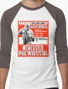 Jack Bonza Champion Edition Men's Baseball ¾ T-Shirt