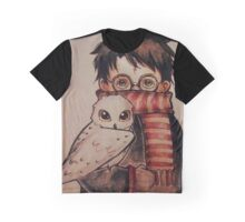 harry and hedwig Graphic T-Shirt