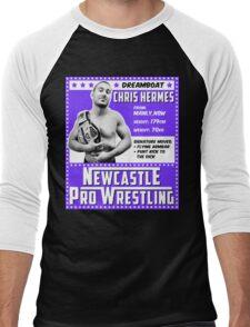Chris Hermes Champion Edition Men's Baseball ¾ T-Shirt
