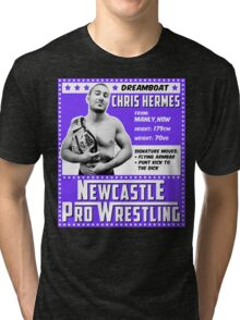 Chris Hermes Champion Edition Tri-blend T-Shirt