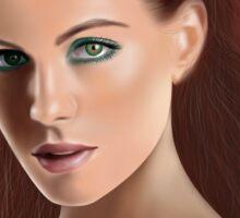 Bengslicaake - Kate Beckinsale Sticker