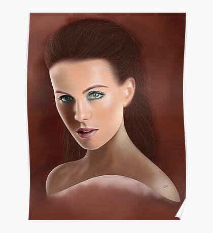 Bengslicaake - Kate Beckinsale Poster