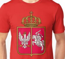 Coat of arms of the November Uprising (1830–1831) Unisex T-Shirt