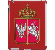 Coat of arms of the November Uprising (1830–1831) iPad Case/Skin