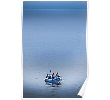 Life on the boat Poster