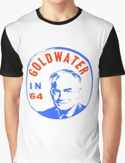 GOLDWATER (IN 64) Graphic T-Shirt