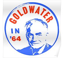 GOLDWATER (IN 64) Poster