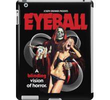 Eyeball !!! iPad Case/Skin