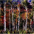 Wind in the Birches by Wayne King