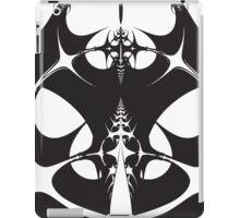 Monochrome Spine iPad Case/Skin