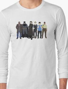 The Detectives Long Sleeve T-Shirt