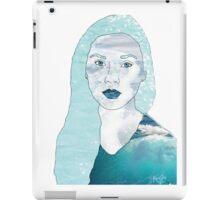 Ocean Portrait iPad Case/Skin