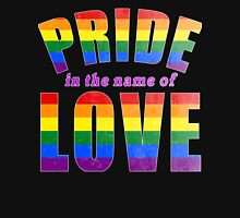 PRIDE in the NAME of LOVE  Women's Tank Top