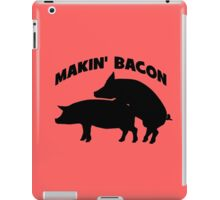 Makin' Bacon iPad Case/Skin