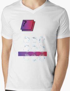 Icy Mens V-Neck T-Shirt
