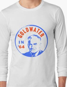 GOLDWATER (IN 64) Long Sleeve T-Shirt