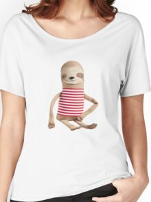 Dope Ass Sloth Women's Relaxed Fit T-Shirt