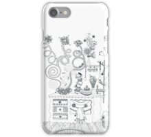 Kitchen - Magical home iPhone Case/Skin