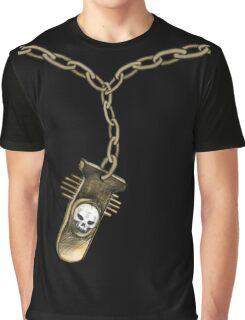 Goth Pendant Graphic T-Shirt