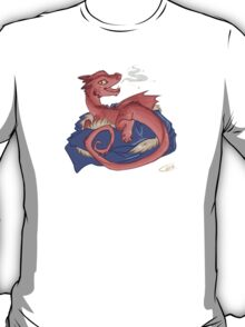 Baby Smaug - commissioned by smauglet T-Shirt