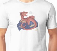Baby Smaug - commissioned by smauglet Unisex T-Shirt