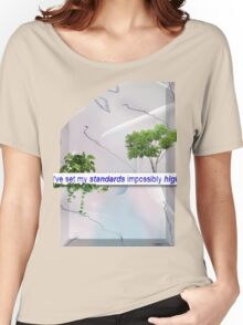 High Standards Women's Relaxed Fit T-Shirt