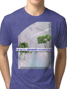 High Standards Tri-blend T-Shirt