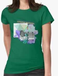 Consumer Electronics Womens Fitted T-Shirt