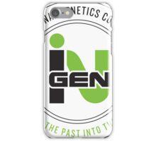inGEN Corporation iPhone Case/Skin