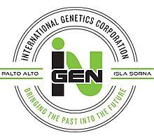 inGEN Corporation Photographic Print